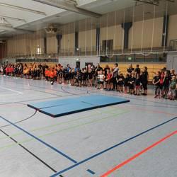 Sportfest der Kinderfeuerwehren in Seehausen