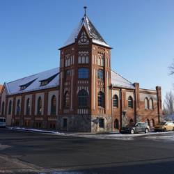 Landratsamt, Außenstelle Arnimer Straße [(c): Edgar Kraul]